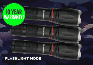 Tac Light Pro - Our Best Selling Tactical Flashlight Taken To The Next Level