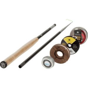 Tenkara Rod Co. Teton Fly Fishing Rod - Package, Red, tpack