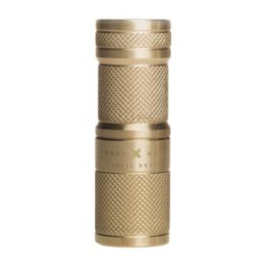 The Brass Flashlight: Mini ML-X - by Best Made Co.