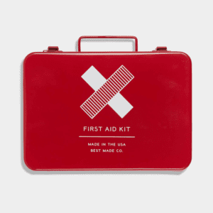 The Large First Aid Kit - by Best Made Co.