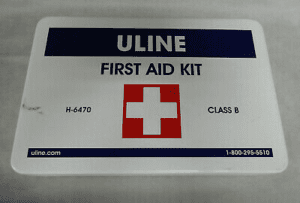 Uline First Aid Kit - 250 Person - H-3795