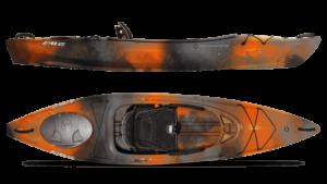 Wilderness Systems Aspire 105 Kayak - 2019 Midnight Blue, One Size