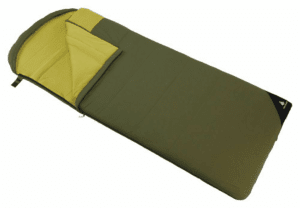 Woods Fernie Camping Sleeping Bag: 32 Degree