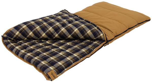 Woods Fernie Camping Sleeping Bag: 41 Degree