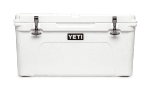 YETI Tundra 65 qt Insulated Cooler, White